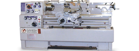 Ganesh GT-1640-60 Geared Head Manual Lathe