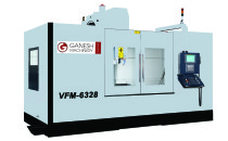Ganesh VFM-6328 Vertical Machining Center